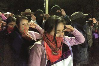 El EZLN dejó de apoyar a AMLO porque lo ha visto pactar con gente como Javidu en elecciones recientes