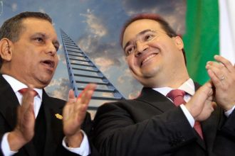 Fidel Herrera Beltrán el formador y padre putativo de Javier Duarte de Ochoa
