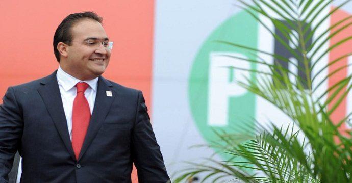 Javier Duarte de Ochoa será expulsado oficialmente mañana del PRI
