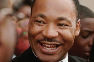 Martin Luther King defensor de los derechos de los afroamericanos