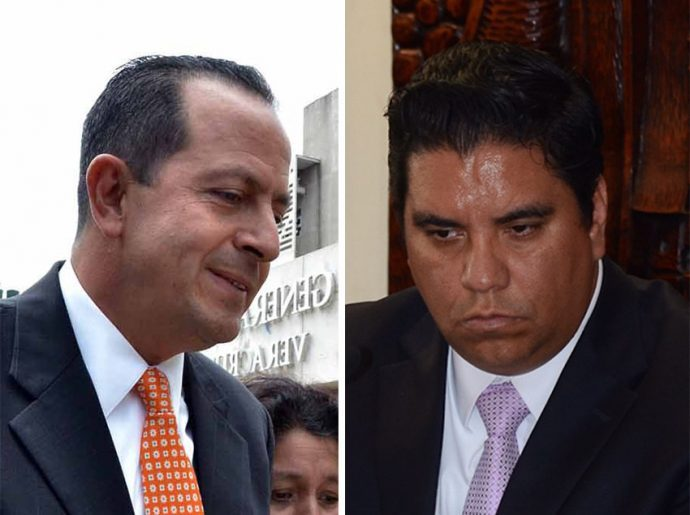 Ochoa Reza promete esclarecer casos de César Duarte y Roberto Borge