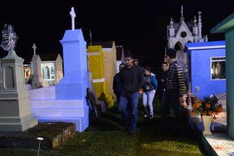 El principal atractivo de Naolinco es la fiesta de todos los Santos/Fotover