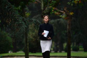 Isabel García ministra/ AFP foto