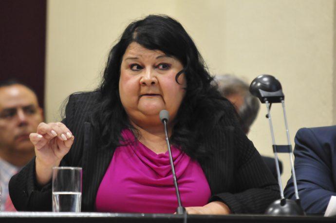 Veracruz necesita 20 mmdp para salvar el año: Clementina Guerrero