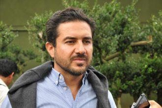 Miguel Ángel Yunes Márquez alcalde de Boca del Río/Fotover
