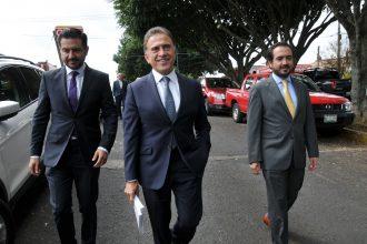 Próxima semana inician las reunione con funcionarios del gabinete federal para apoyar problemática de Veracruz/ /FOTOVER