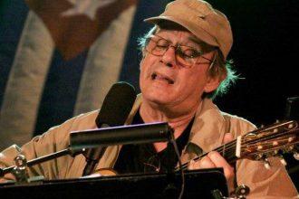 Silvio Rodríguez cantautor cubano