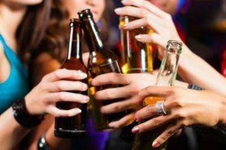 Si tiene hijas jóvenes dialogue sobre la importancia de no consumir alcohol en exceso...