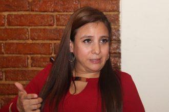 La Consejera Electoral, Eva Barrientos Zepeda