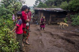 Mixtla de Altamirano municipio de la sierra de Zongolica, la región más pobre del estado de Veracruz