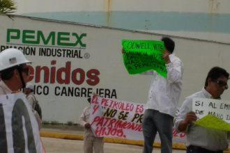 José Antonio Anaya director de Pemex ya ordenó desmantelamiento de la Cangrejera/ Plumas Libres