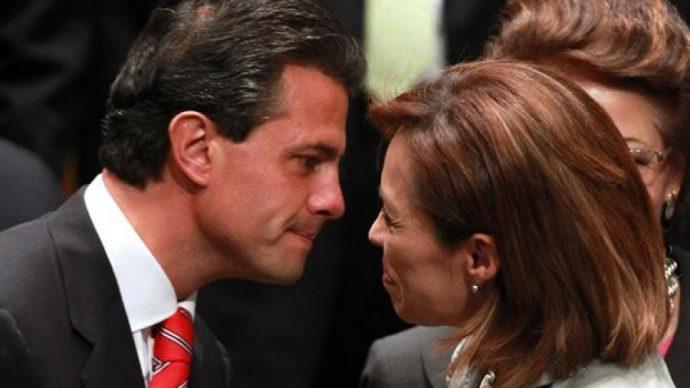 EPN le llegó el precio a Josefina Vázquez Mota para que dejara el camino libre al PRI en el estado de México. ¡Bien vendida la señora!