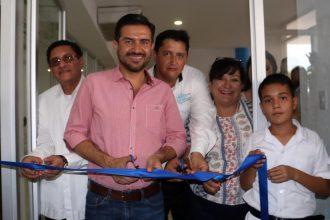 El alcalde Miguel Yunes Márquez rinde este 6 de Diciembre su segundo informe de gobierno