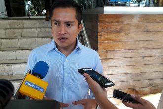 Jorge Morales secretario ejecutivo de la CEAPP/Plumas Libres
