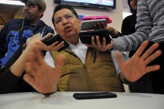 Guillermo Trujillo Álvarez, Presidente de la Red Evangélica de Veracruz/Fotover