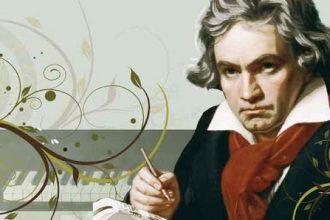 Ludwig van Beethoven compositor y músico alemán