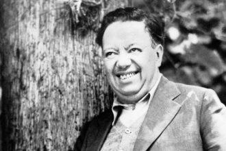 Diego Rivera pintor mexicano nace un 8 de diciembre