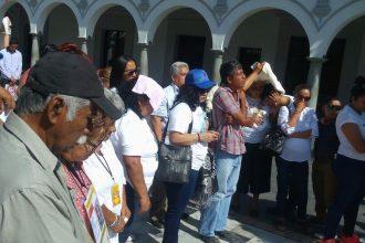 Integrantes del Colectivo demandan al nuevo gobierno frenen ya a las bandas de tratantes de seres humanos, se llevaron a 10 sólo esta semana en el puerto