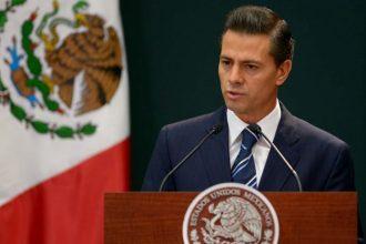 El presidente Enrique Peña Nieto ni mejora la economía, ni la seguridad, ni los empleos, ni nada...de mal en peor...