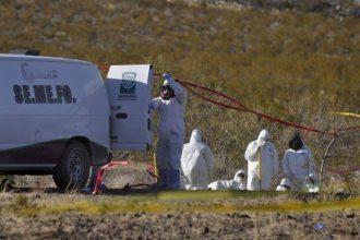 Hacia dónde va México con tantos muertos, tantos desaparecidos, tan sangre derramada inútilmente