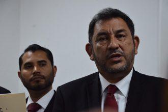 Amado Cruz Malpica líder de la bancada de MORENA ya sacó el cobre en la alianza con el PRI para negociar un fiscal rojo