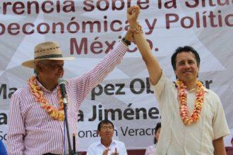 Las alianzas de Andrés Manuel López Obrador en Veracruz le dan jugosos resultados, para 2017 recibirá un 91% más de dinero que en este año, pasa de 7 millones 705 mil pesos a 76 millones 927 mil 276 pesos, ¡Wow!