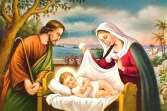 Nacimiento de Jesús Cristo