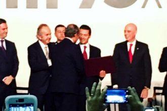 Enrique Peña Nieto y Calderón ya pactaron desde este 2016 rumbo al 2018
