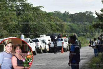 Bonifacio Díaz Tprres también estaba secuestrado desde el miércoles, este domingo localizaron su  cuerpo junto con los restos de su madre una profesora, que fue decapitada
