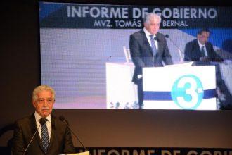 Córdoba es de los escasos municipios del estado son finanzas sanas, dijo el alcalde Tomás Ríos Bernal pese a deuda de 30 millones de Sefiplan