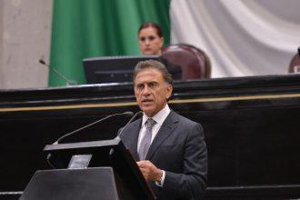 El gobernador MAYL invita a diputados de todos los partidos a no cerrarse y dialogar para bien de Veracruz