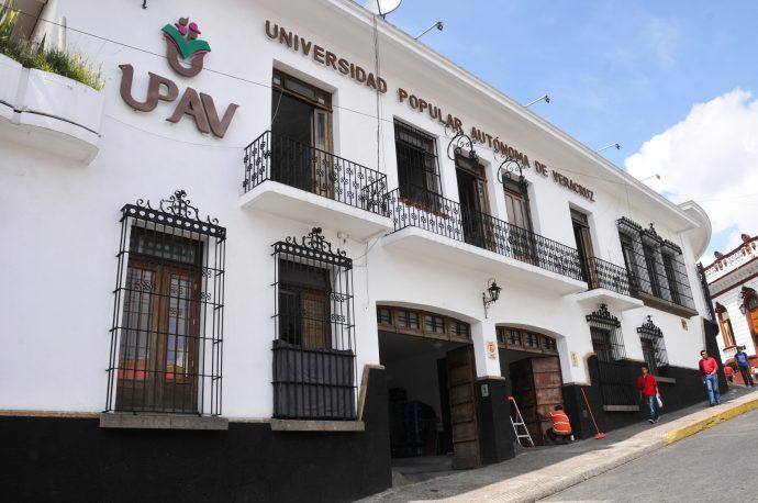 Instalaciones de la Universidad Popular Autónoma de Veracruz (UPAV)/Fotover