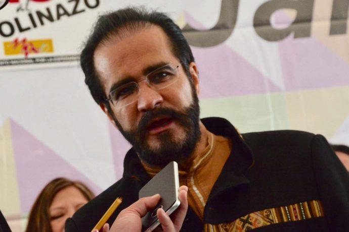 El presidente del Movimiento Nacional por la Esperanza y militante del PRD, René Bejarano estuvo en Xalapa donde se reunió con integrantes del movimiento de varios municipios para protestar en contra al aumento de la gasolina/FOTO: PATTY BARRADAS/FOTOVER