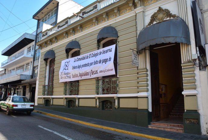 Instalaciones del Colegio Veracruz/Fotover
