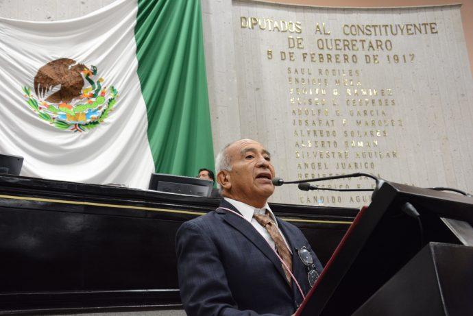 Diputado de Morena Isaías Pliego Mancilla/Plumas Libres
