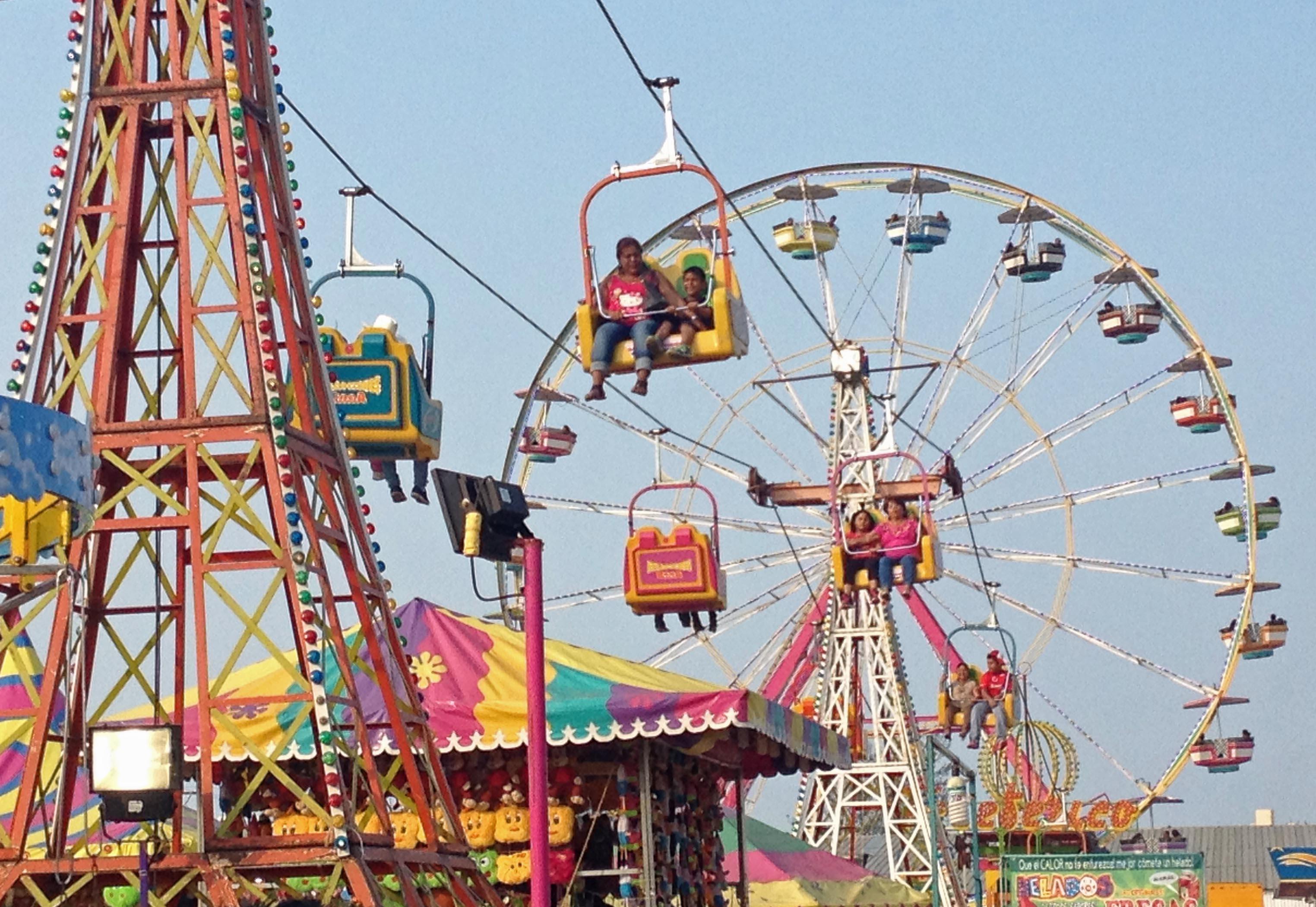 Anuncian Feria En El Parque Reino Magico Durante El Carnaval De