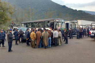 Los habitantes de Soledad Atzompa ahora protestan por la detenciòn de sus líderes tras la protesta de ayer contra Sabritas/Plumas Libres