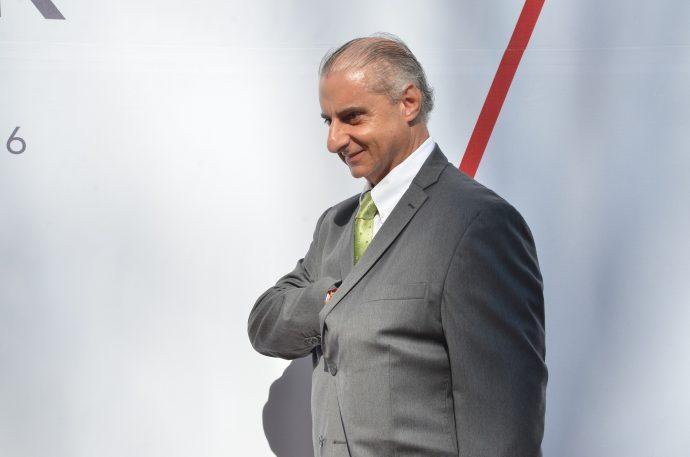 Juan Antonio Nemi Dib ex secretario de Salud en el gobierno de Javier Duarte/Fotover