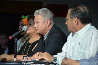 Para las fiestas de Tlacotalpan si habrá apoyo del gobierno estatal, anunció el Secretario de Turismo Leopoldo Dominguez