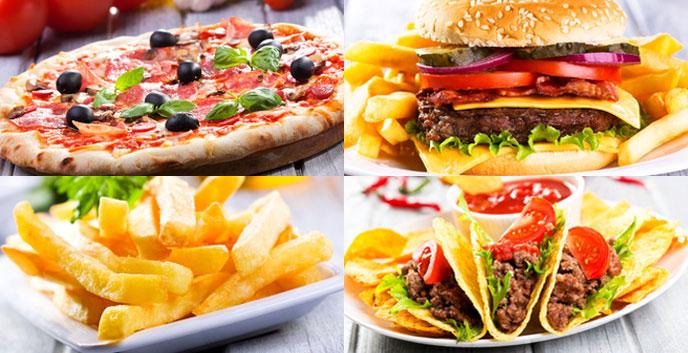 Comer Comida Con Grasa Saturada Daña Al Hígado Y Eleva