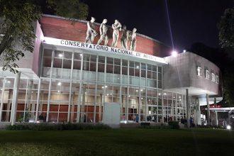 Un 14 de Enero se crea el Conservatorio Nacional de Música en México