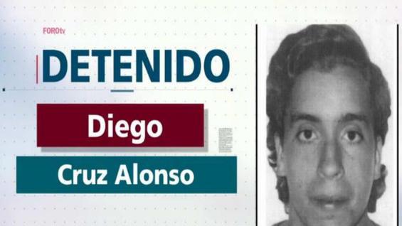 Diego Cruz Alonso llega a Veracruz hoy para que enfrente a la justicia por acusación de violación