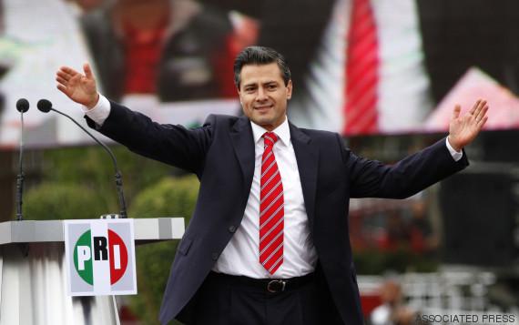 Enrique Peña Nieto y el PRI han hundido a México