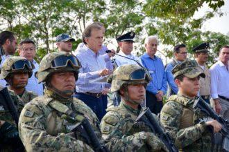 El grupo de Coordinación buscan regreso de seguridad al norte de Veracruz