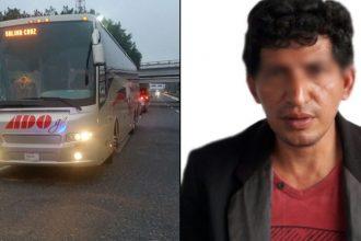 Otro asalto a mano armada por 3 sujetos, la zona sur es la más peligrosa para pasajeros de ADO