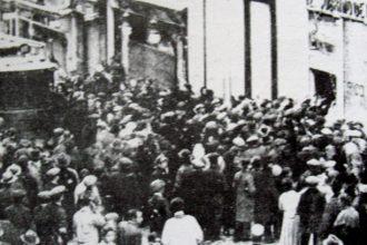 Huelga de Río Blanco en Veracruz, dio inicio a la Revolución de 1910