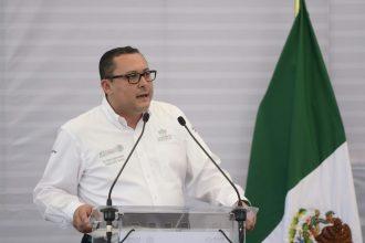 Renato Alarcón aspirante a dirigir el PRI estatal
