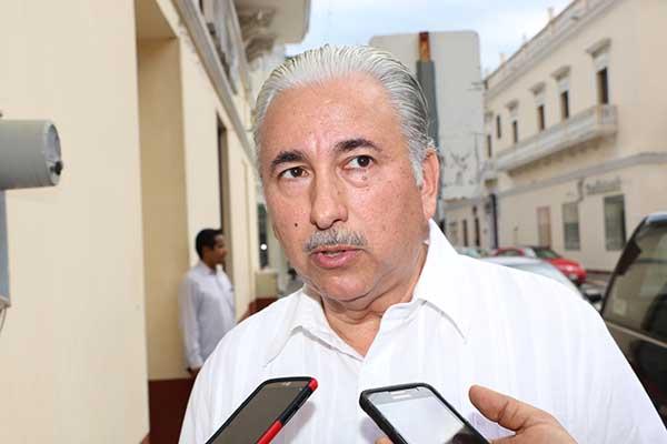 José Manuel Urreta Ortega a Concamin