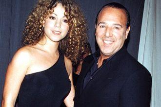 Tommy Mottola se encargó de iniciar la carrera de Carey en los años 90, y fue hasta 1993 cuando contrajeron matrimonio, divorciándose cinco años después