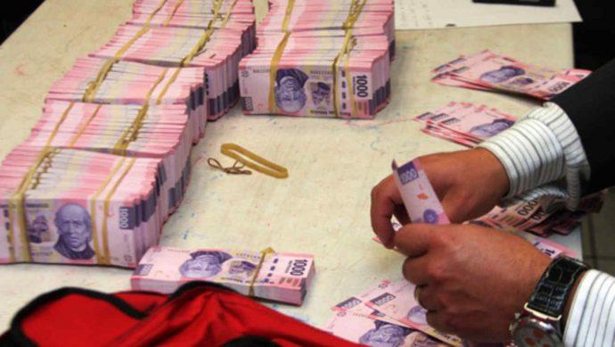 23 millones y en efectivo fueron localizados en casa de Colonia del Valle en ciudad de México donde estuvo Javier Duarte antes de huir del país